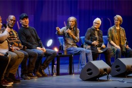 GALERII | Džässmuusika säravaim täht Bobby McFerrin andis meeleoluka kontserdi