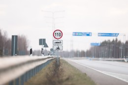 Maanteeamet alustab täna piirkiiruste tõstmisega: vaata, kus asub uusim 110 km/h teelõik