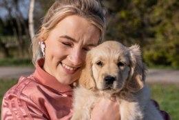 Lauljatar Tuuli Rand võttis retriiverikutsika: viimase aasta-kahe jooksul on koeravõtmise soov aina süvenenud
