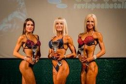 Kulturismi- ning fitnessimaailma algajad jagasid nädalavahetusel medaleid