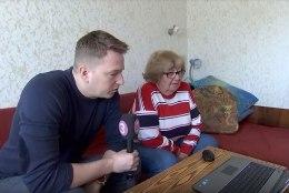Eestisse saadetakse massiliselt kahtlaseid fantoompakke, mille teavitused jõuavad Pärnu vanaprouale