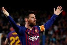 3:0! Messi uputas Liverpooli