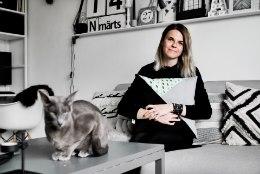 ÕL VIDEO | Anna Lutter õpetab: kuidas teha lihtsa vaevaga koju dekoratiivpadi
