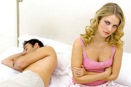 HELL TEEMA: mida teha, kui mees on täielik seksipidur?