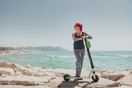 ÕL VIDEO JA FOTOD | Tel Avivi mugavaim, kiireim ja ilmselt ka ohtlikuim liikumisviis - elektritõukerattad