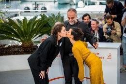 GALERII | ÕL CANNES'IS: kirgede lõõm! Staarid suudlesid kaamerate ees ennastunustavalt