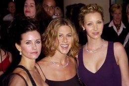 """""""Sõprade"""" staar Lisa Kudrow: tundsin end Jennifer Anistoni ja Courteney Coxi kõrval kui mägi"""