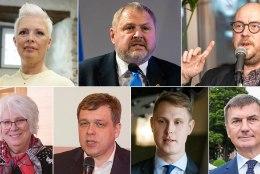 PIHITOOL | Eurovalimiste esinumbrid tunnistavad: kellele hoiti pöialt Eurovisionil, kas pere tuleks Brüsselisse kaasa