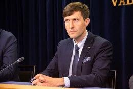 VIDEO JA GALERII | Martin Helme: võõraviha asemel tunnen omaviha ja selle kisakoori eesotsas on meie president