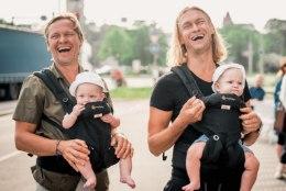 PILDID | Linna kuumimad beebid toodi esimest korda seltskonda