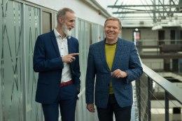 Antroposoofid Tiit Urva ja Aivar Haller: Eesti ettevõtlus on puberteedis