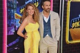 Blake Lively demonstreeris oma mehe esilinastusel beebikõhukest
