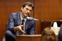 Kutcher kartis, et teda süüdistatakse sõbratari mõrvas