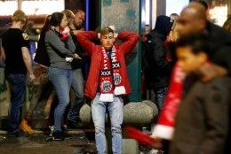 MAGUSHAPU GALERII   Ülidramaatiline lõpp surus Ajaxi vastu muru, Spursil oli voli rõõmust hulluks minna