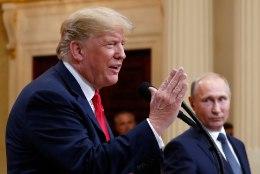 Trump: head suhted Venemaaga on ka vaatamata nõiajahile võimalikud
