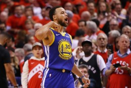 VIDEO | Uus pööre NBA finaalseerias! Taas vigastada saanud Duranti kaotanud Warriors jäi Kanadas ellu