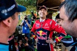 Sebastien Ogier: ma ei muretse Tänaku kiiruse pärast, meie auto läheb paremaks