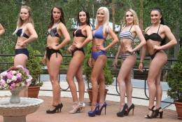 PILDID JA VIDEO |  Eesti Iluduskuninganna ja Missis Estonia 2019 kandidaadid võtsid end paljaks