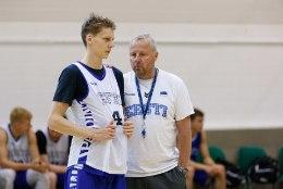 Aivar Kuusmaa: U20 pole enam noored, treenisime nagu mehed