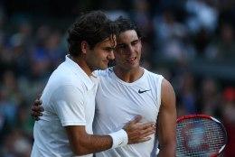 Spordimaailma üks vägevamaid duelle tuleb taas: Wimbledoni poolfinaalis kohtuvad kaks legendi