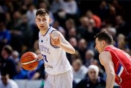 MAGUS VÕIT: Eesti U20 korvpallikoondis alistas viimase sekundi kolmesega Rootsi