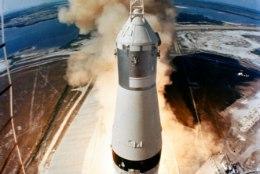 50 AASTAT INIMESTE ESIMESEST LENNUST KUULE: 16. juulil 1969 startis Apollo 11