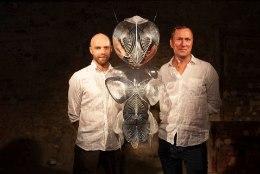 GALERII | Aldo Järvsoo ja Tanel Veenre avasid Haapsalus ühisnäituse