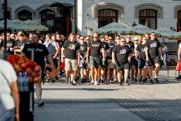 GALERII | Saksamaa jalgpallifännid vallutasid Tallinna tänavad!