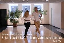 ÕL VIDEO | KAERAJAANI-VIIRUS! Vaata, kuidas võib tantsupeo eel sellesse nakatuda