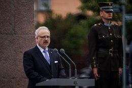 Läti uus president astus ametisse, tuleb kolmapäeval Eestisse