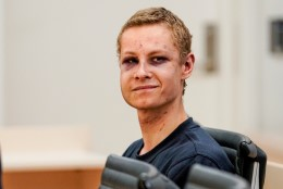 PAREMÄÄRMUSLANE: Norra mošeeründaja manas kohtus näole irve