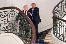 Boris Johnson Euroopa Liidule: pühkige suu 30 miljardist puhtaks!