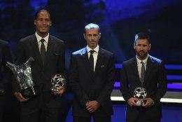 Barcelona valus õhtu! Meistrite liigas potsatati surmagruppi, Messi ei saanud parima mängija auhinda