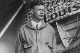 Tõnis Erilaiu lehesaba | Kuidas ookeanivallutaja Lindbergh Tallinnas käis