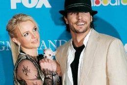Britney Spearsi isa peksis 13aastast tütrepoega?
