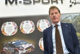 M-Spordi endine loots Malcolm Wilson: Ott on minu tänavune eesmärk!