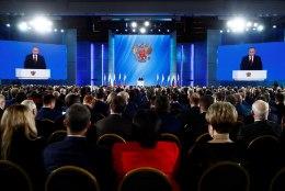ÜLLATUS: Venemaa saab pärast Putini esinemist uue peaministri ja valitsuse