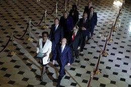 Demokraadid viisid Trumpi ametisüüdistused viimaks senatisse