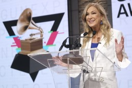 Grammyde president eemaldati ametist kümme päeva enne auhinnagalat