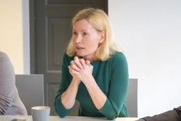 Riina Sikkut pensionireformist: väike vabaduse piiramine olevikus annab suurema vabaduse tulevikus