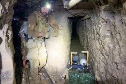 USA-Mehhiko piirilt leiti pikk smugeldamiseks kasutatud tunnel