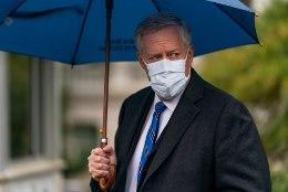 Trumpi personaliülem: me ei hakka pandeemiat ohjeldama