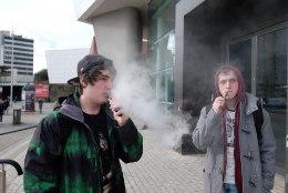 SÕLTUVUSE ALGUS VÕI LÕPP? Alternatiivsed tubakatooted ei ole suitsetamisest loobumise vahendid