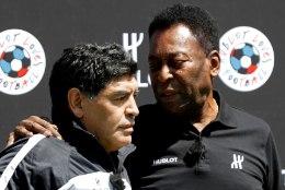 Jalgpallimaailm avaldab Maradonale austust, Argentinas kuulutatakse välja mitmepäevane lein