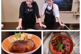 VIDEOÕPETUS | VANAKOOLI LIHTSAD JÕULUROAD: auhinnatud kokk Inga Paenurm teab, kuidas panna 2 seapraadi küpsema vaid 10 minutiga!