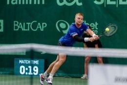 Zopp ja Raisma langesid kodusel ITF-turniiril konkurentsist juba avaringis