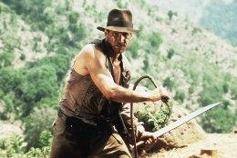 Harrison Ford naaseb viimast korda Indiana Jonesina ekraanile