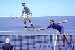 Tennisistid soovivad paarismänguks koroonapiirangutes erisust