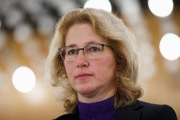 Krista Fischer: kui praegune kasv jätkub, on veebruaris haiglates 1000 koroonapatsienti
