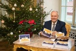 Riigikogu esimehe jõulukaartidele kulus 1280 eurot